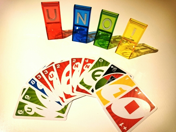 UNO Power cards and 'Totems'