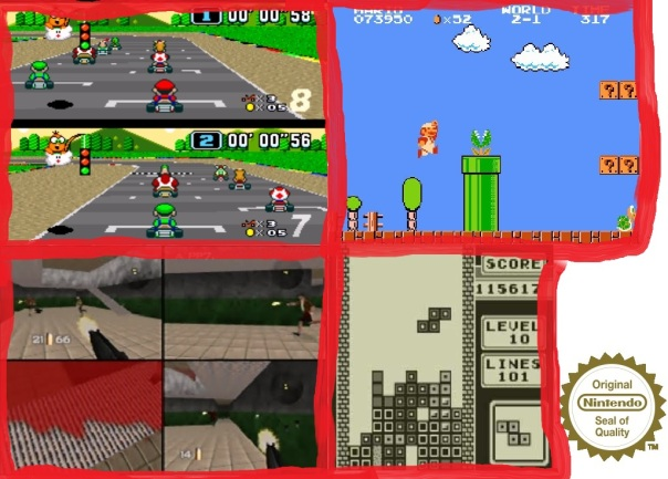 nintendo-retro-console-games-collage